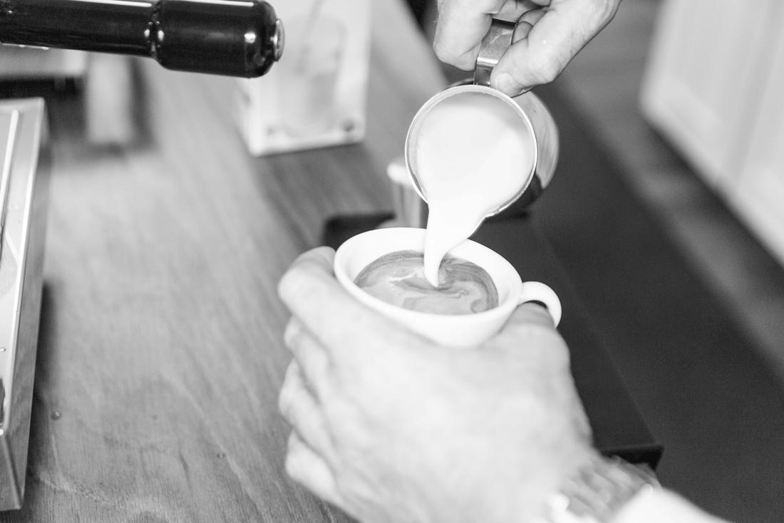 Barista-Kurs Latte-Art