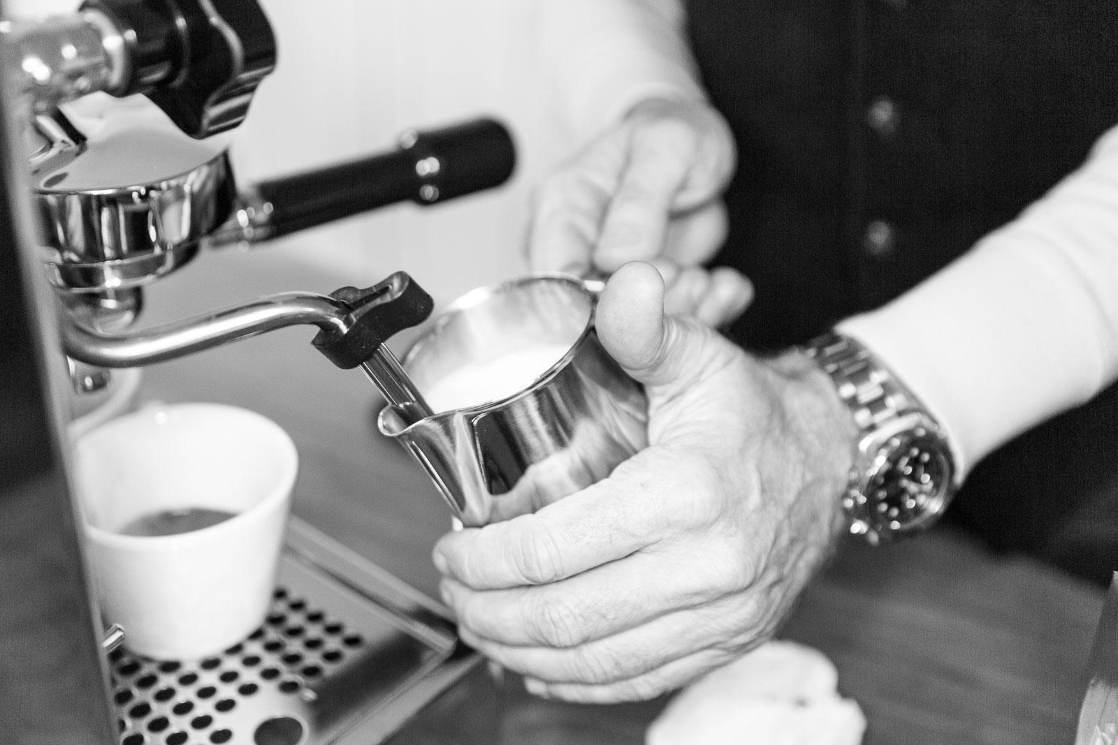 Barista Kurs Latte Art