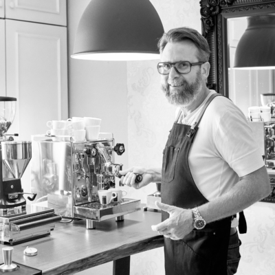 Thorsten Lohbeck SCA zertifizierter Barista